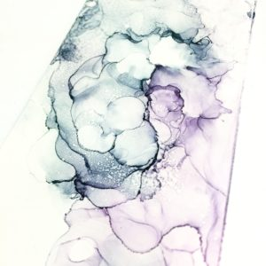Alcohol ink Art
