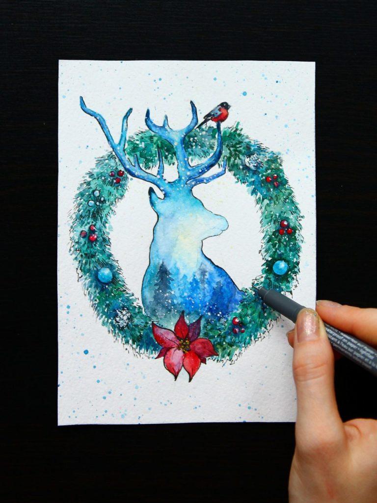 new year postcard (3)