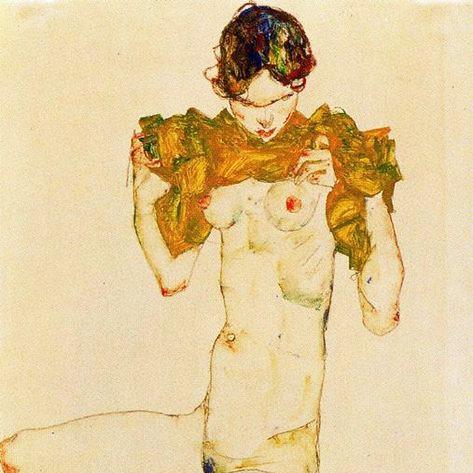 Schiele-expressionism-1