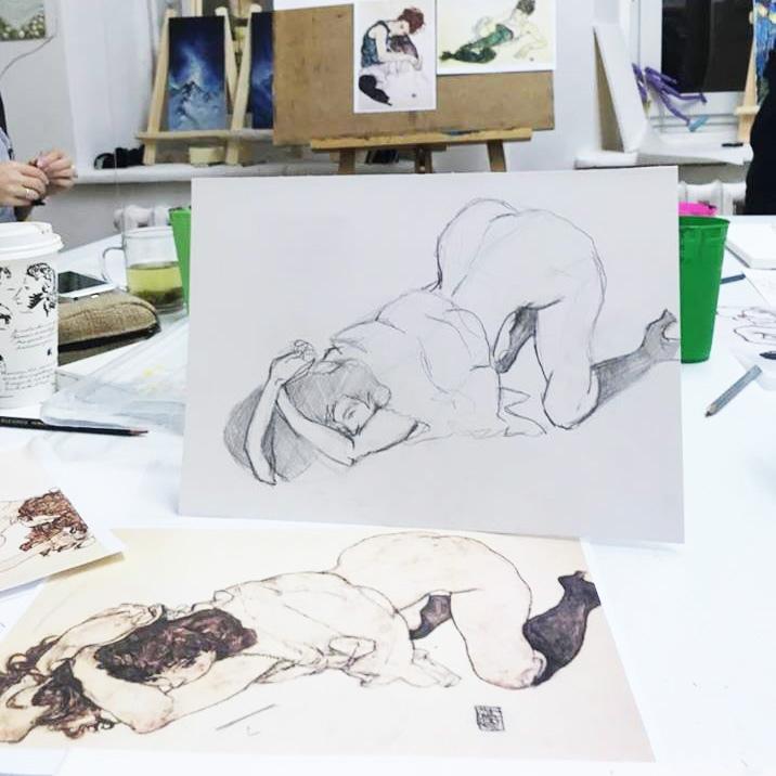 Schiele-expressionism-2