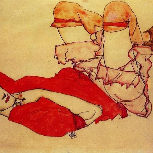 Schiele-expressionism-7