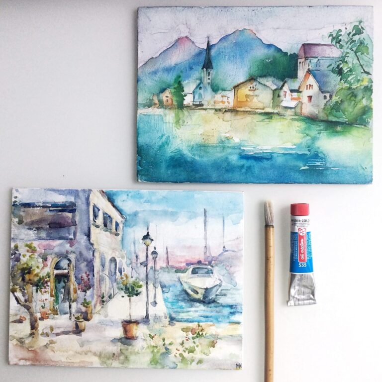 Watercolor_on_canvas_3